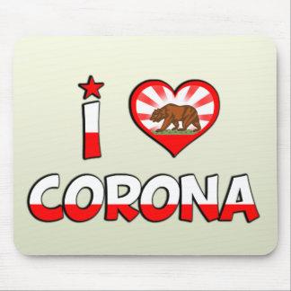 Corona, CA Mousepad