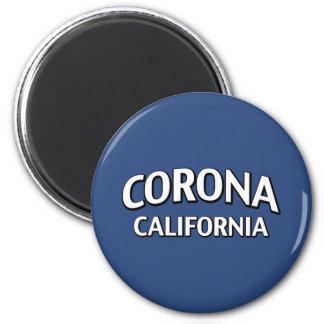 Corona California Magnet