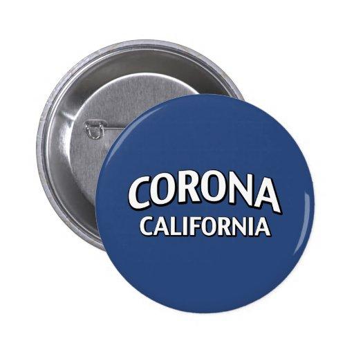 Corona California Pin