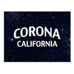 Corona California Postal