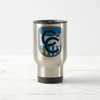 Corona Chaos Metal Coffee Travel Mug