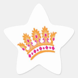 Corona con las joyas