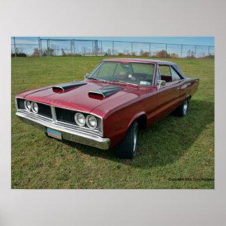 Corona de 1966 Dodge Póster