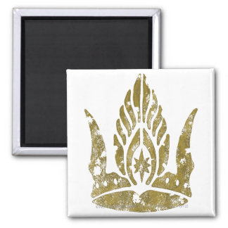 Corona de Gondor Imán Cuadrado