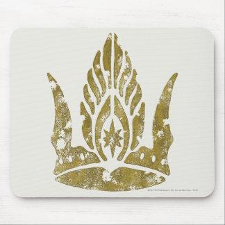 Corona de Gondor Mouse Pad
