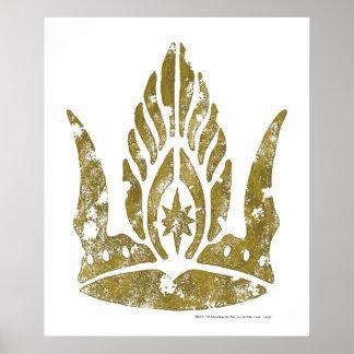Corona de Gondor Póster