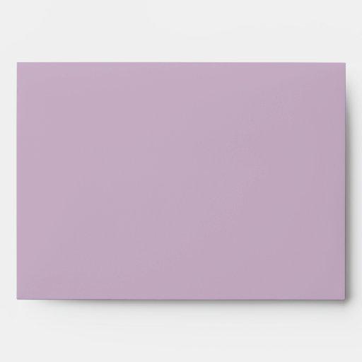 corona de la púrpura real de la opción 2 del sobre