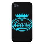 Corona de LaCrosse iPhone 4 Carcasa