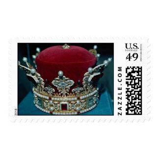 Corona de los derechos, Liechtenstein Envio