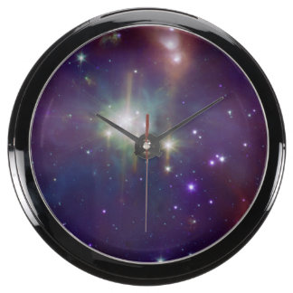 Corona de NASAs Sig07-017 Relojes Acuario