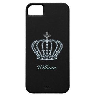Corona del diamante iPhone 5 Case-Mate carcasa