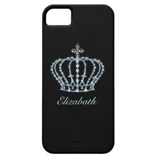 Corona del diamante iPhone 5 Case-Mate cárcasas