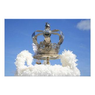 Corona del Espíritu Santo Cojinete