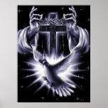 Corona del Jesucristo de espinas y de la paloma Impresiones