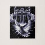 Corona del Jesucristo de espinas y de la paloma Puzzles