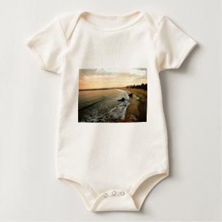 Corona del mar baby bodysuit