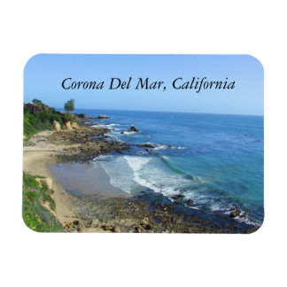 Corona Del Mar Flexible Magnet