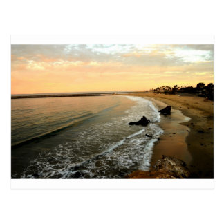 Corona del mar postcard
