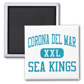 Corona del Mar Sea Kings Athletics Magnet