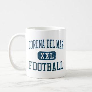 Corona del Mar Sea Kings Football Mug