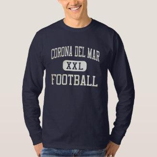 Corona del Mar Sea Kings Football T-Shirt