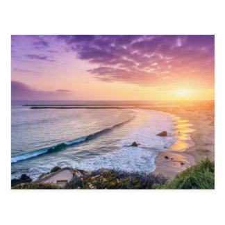 Corona del mar State Beach - Newport Beach Postcard