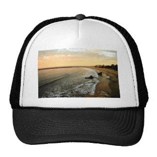Corona del mar trucker hat