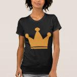 corona del rey camisetas