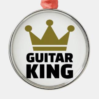 Corona del rey de la guitarra ornamentos para reyes magos