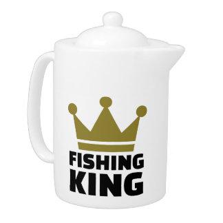 Corona del rey de la pesca