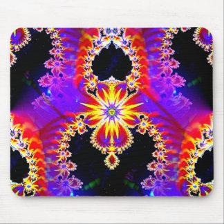 Corona estelar mouse pads