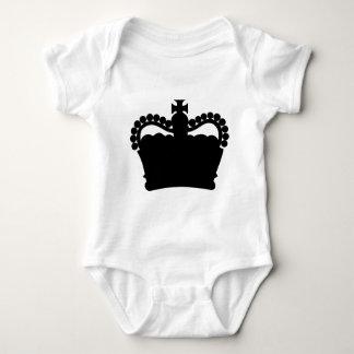 Corona - familia real de rey Queen Royalty Tee Shirts