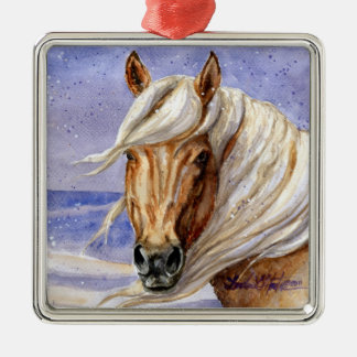 Corona Famous Wild Stallion Ornament