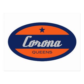 Corona Postcard