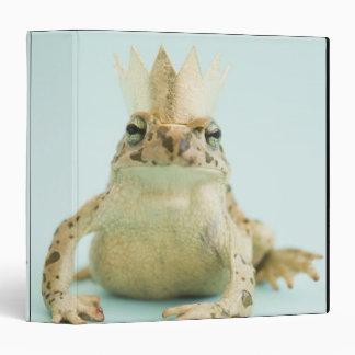 Corona que lleva de la rana