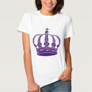 Corona real 02 - Deep Purple Camisas