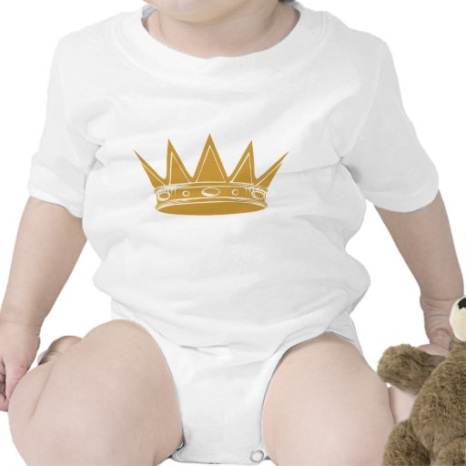 Corona real 04 traje de bebé