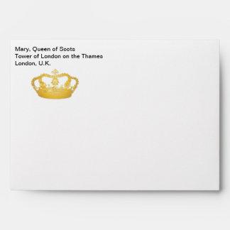 Corona real tradicional II Sobre