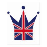 Corona Reino Unido - Gran Bretaña Postal
