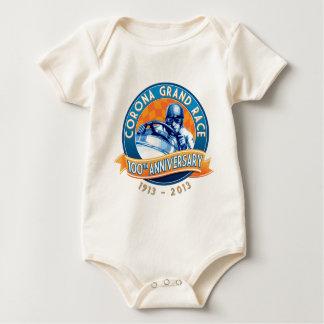 Corona Road Races 100th Anniversary Baby Bodysuit