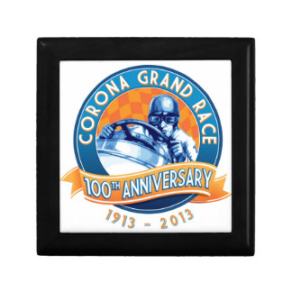 Corona Road Races 100th Anniversary Jewelry Box
