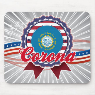 Corona, SD Mousepad