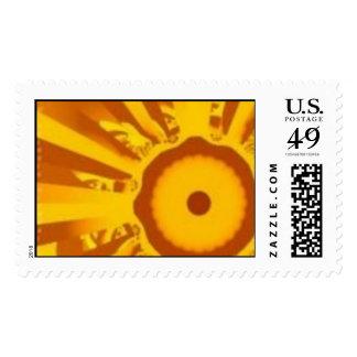 Corona stamps