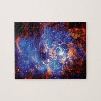Corona Star Cluster Jigsaw Puzzle
