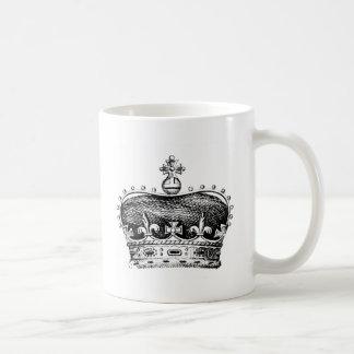 Corona Taza Básica Blanca
