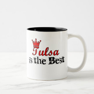 Corona Tulsa Taza De Café