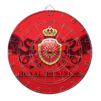 Corona y escudo de oro del escudo de armas con los