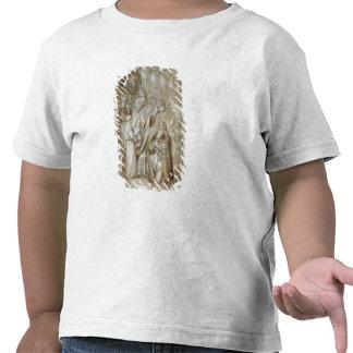 Coronación de Carlomagno Camiseta