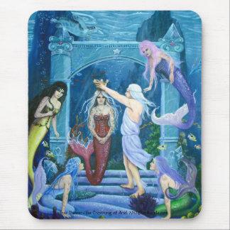 Coronación de Dancer~The de la estrella de Ariel p Tapetes De Raton
