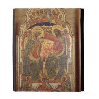 Coronación de la Virgen, 1372